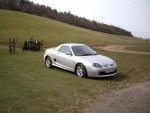 Chris T's 2002 MG TF