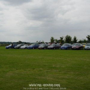 mg-rover.org line up