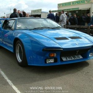 Detomaso something or other