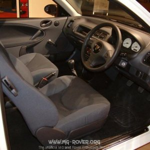 Rover Commerce Interior