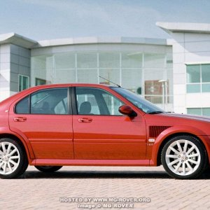 2004 Facelift MG ZS