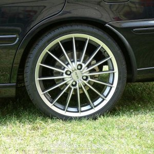 XPower ZS - Rear Wheel