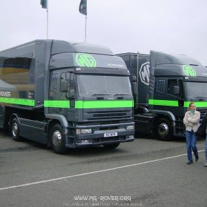 MG Sport and Racing Trucks